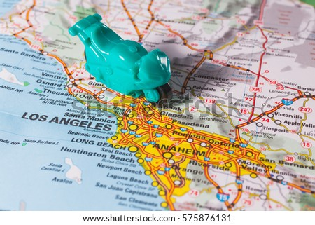Us Map With Pushpins Stock Images RoyaltyFree Images Vectors - Us travel planning map