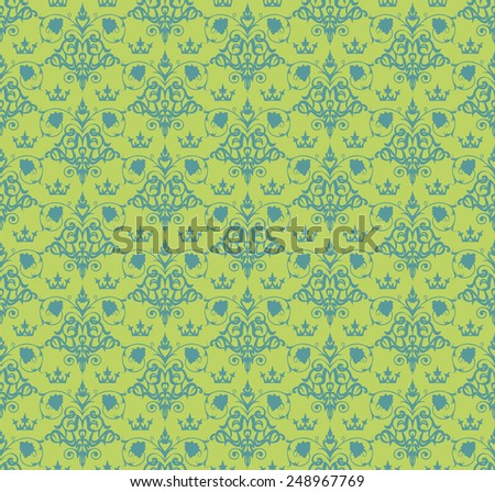 vintage abstract background for design of cards, invitations, website, paper packaging , book covers, wallpaper for wall (seamless pattern)