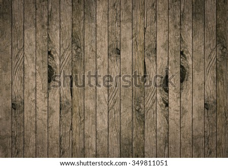 vintage aged wooden backgrounds texture:retro surface pine wooden panel walls:rustic plank wood floorboards backdrop with vignette:ancient wood tiles stripe for interior,design,decorate:wainscoting - stock photo