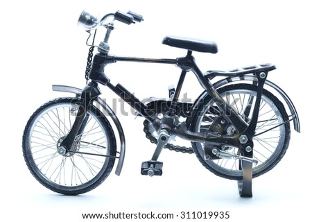 Vintage, Antique and classic Style Bicycle Toy
