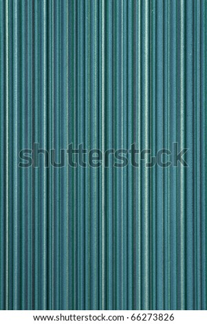 Vintage aqua shabby colored striped background - stock photo
