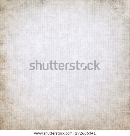 vintage background canvas fabric texture gray vertical  lines pattern - stock photo