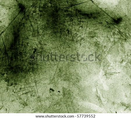 Vintage background - dirty scratched paper - stock photo