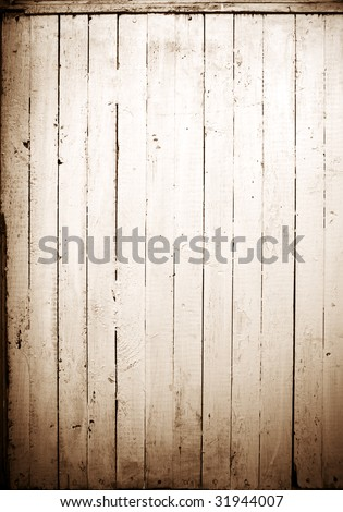 Vintage background from old wooden plank - stock photo