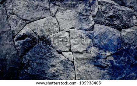 vintage background from rock wall texture