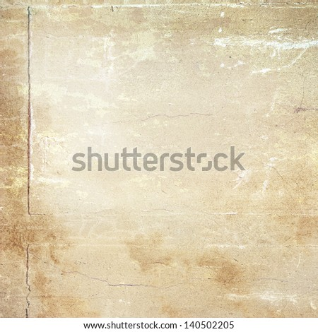 vintage background grunge wall texture - stock photo