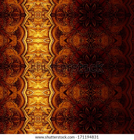 Vintage background. Hand drawn abstract background. Decorative retro banner. Can be used for banner, invitation, wedding card, scrapbooking and others.JPG - stock photo