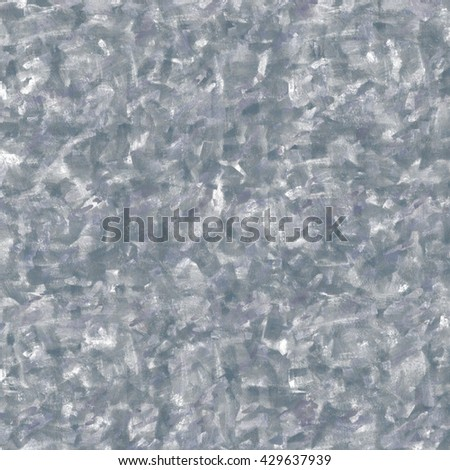 Vintage background. Old paint smudge. Cracked plaster. Gray color. The texture of tempera. Smeared paint, plaster. Grunge background. Grunge wall - stock photo