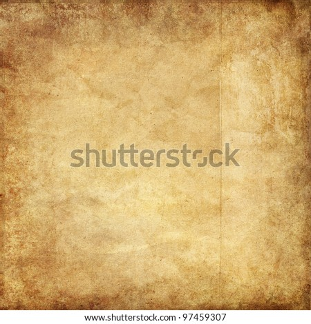 vintage background. texture of old paper - stock photo