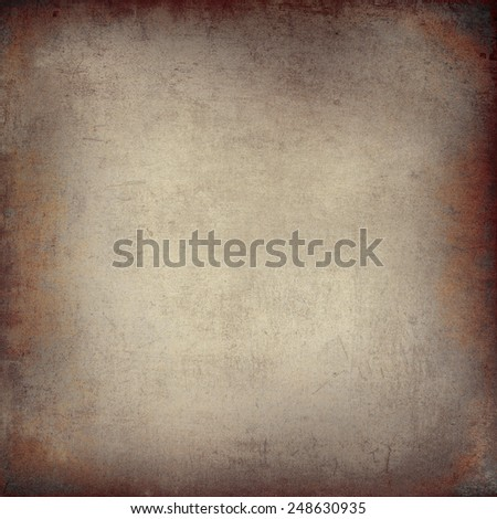 Vintage background with texture of paper. For creative unusual vintage design - stock photo