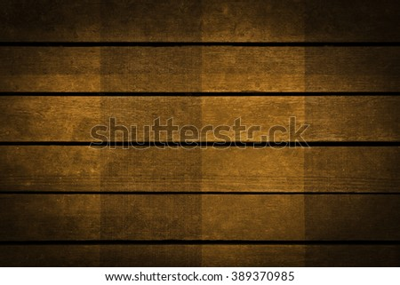 Vintage background wood wall
