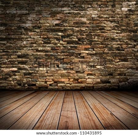 Brick Wall Interior Stock Images, Royalty-Free Images & Vectors ...