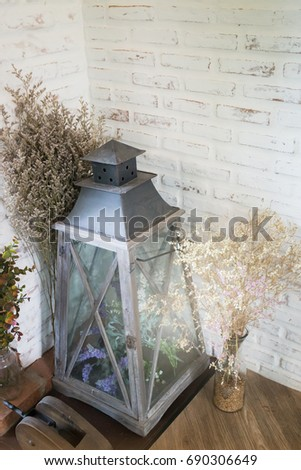 Country Decorating Interior Stock Images RoyaltyFree Images - Vintage country house