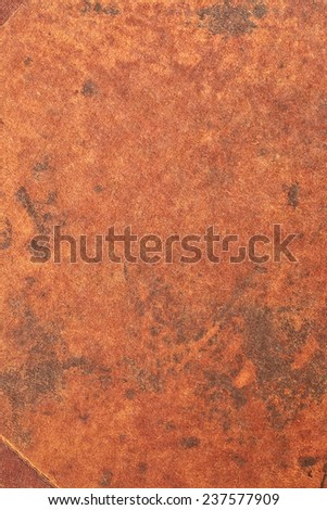 Vintage Cover of old book  - stock photo