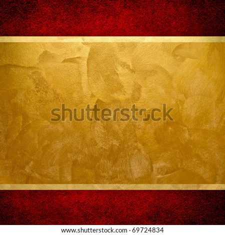 vintage design background - stock photo