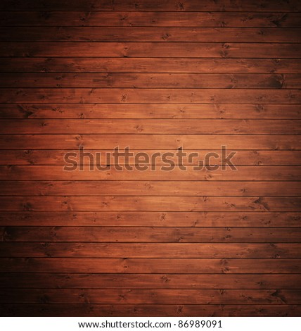 vintage elegant wood panels used as background. - stock photo