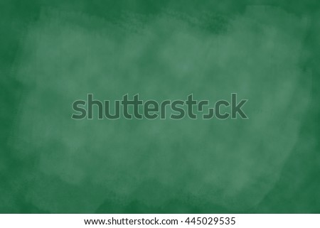 vintage green chalk board background texture,blackboard school concept.show/shared or advertise your idea/product on picture display.education concept.blank wallpaper copy-space for your text here. - stock photo