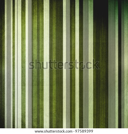 vintage grunge striped paper background - stock photo