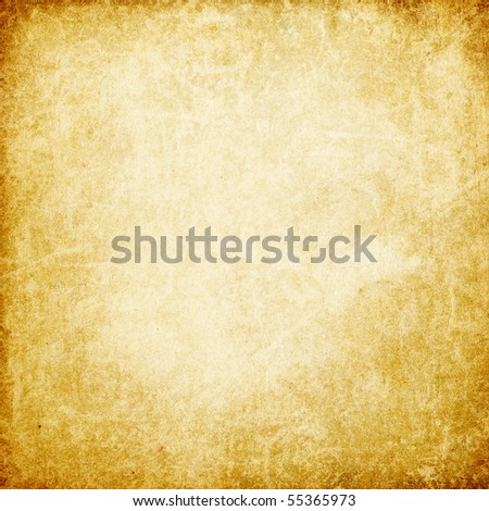 Vintage grungy background. Aged old book cover texture. - stock photo
