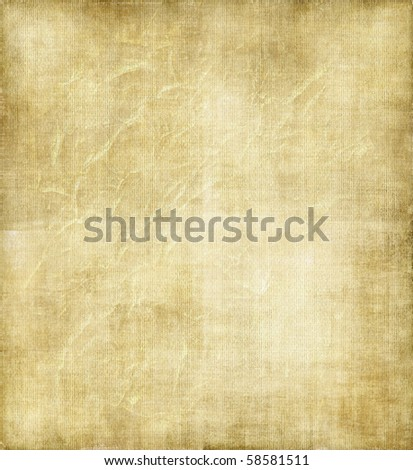 Vintage Light Paper Background - stock photo
