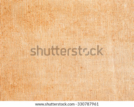 Vintage looking Brown fabric texture useful as a background - stock photo