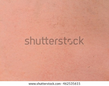 Vintage old orange concrete wall texture background