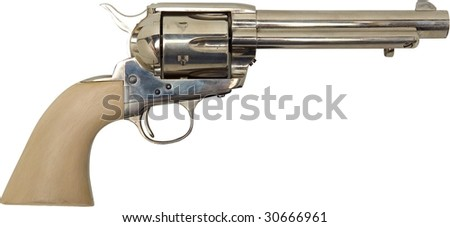 Colt Peacemaker Pistol Stock Images Royalty Free Images