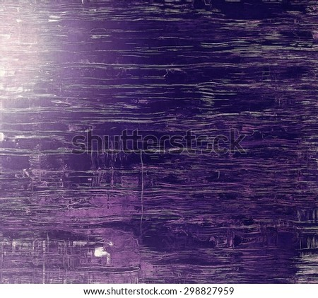 Vintage old texture for background. With different color patterns: gray; blue; purple (violet) - stock photo