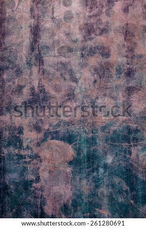 Vintage or grungy background of natural cement or stone old texture as a retro pattern wall. It is a concept, conceptual or metaphor wall banner, grunge, material, aged, rust - stock photo
