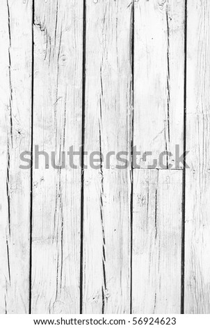 Vintage or grungy white background of natural wood or wooden old texture as a retro pattern layout. It is a concept, conceptual or metaphor wall banner, grunge, material, aged, rust or construction. - stock photo