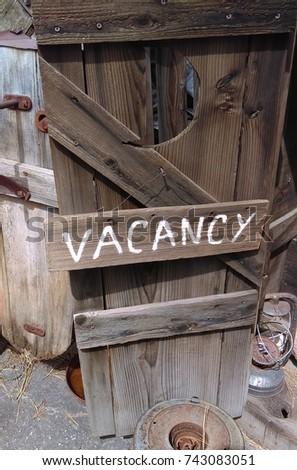 Vintage Outhouse Door & Vintage Outhouse Door Stock Photo 743083051 - Shutterstock