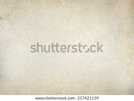 vintage paper canvas texture grunge background dirty grid pattern A4 format - stock photo
