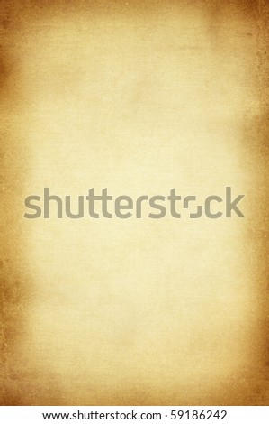 vintage paper textured background - stock photo