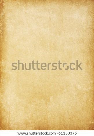 vintage  paper textures. - stock photo