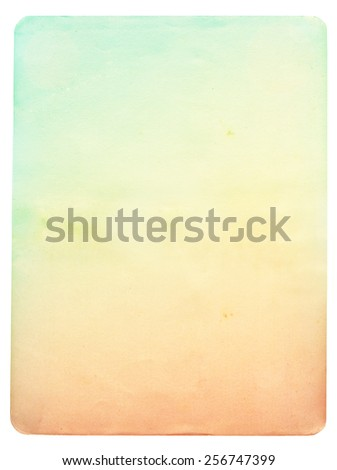 Vintage pastel background with texture - stock photo