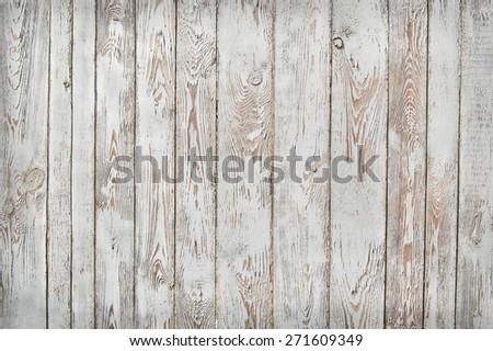 Vintage planks - stock photo
