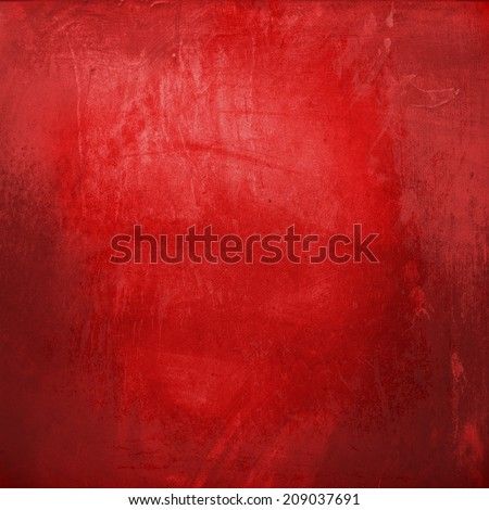 Vintage red color abstract grunge background  - stock photo
