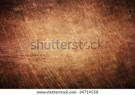 vintage scratched surface wood texture - more available - stock photo