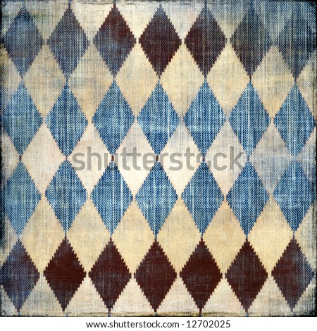 vintage shabby background - stock photo