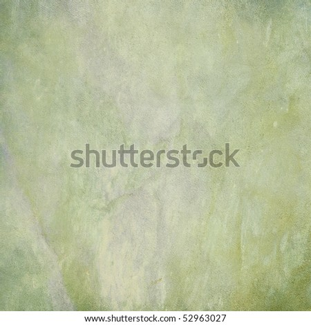 vintage Stained Parchment Textured Background - stock photo