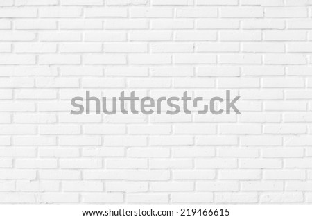 Vintage style. Abstract beautiful white ceramic tile brick wall texture background. - stock photo