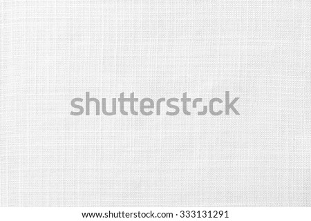 Vintage style closeup old white paper structure wallpaper texture background Light natural cotton stitches fabric. Teacher Day Knowledge Learning Book Surface Page Rough Denim Linen Textile Holy Empty - stock photo