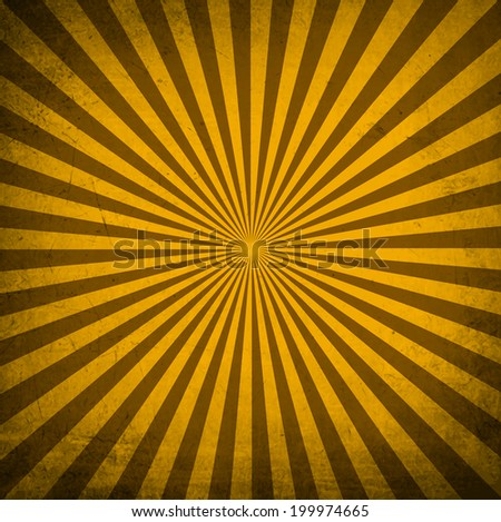 Vintage template. Rays. Abstract background with a blank texture. . - stock photo