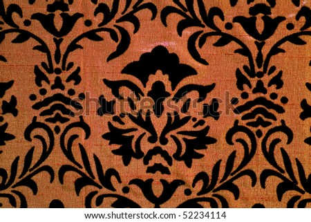 vintage textile background - stock photo