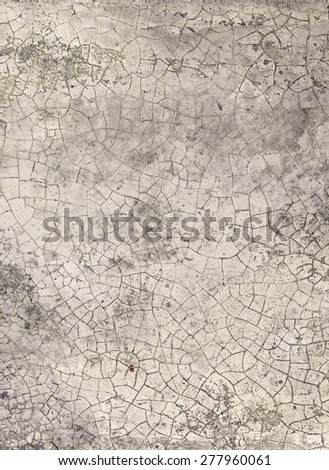 Vintage tone wall pattern background vertical style - stock photo