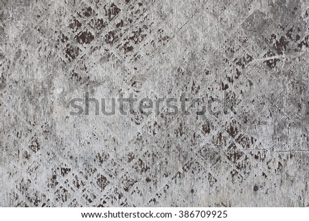Vintage washed and scratched wood texture background. - stock photo