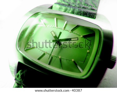 Vintage Watch - stock photo