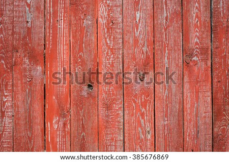 Vintage wood background. Grunge wooden weathered oak or pine textured planks. Aged brown or red color. - stock photo