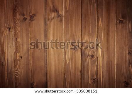 vintage wood background texture dark vignette - stock photo