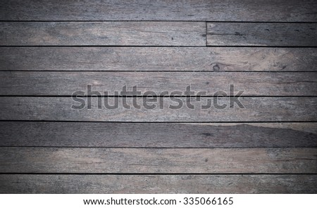 vintage wood floor background. - stock photo